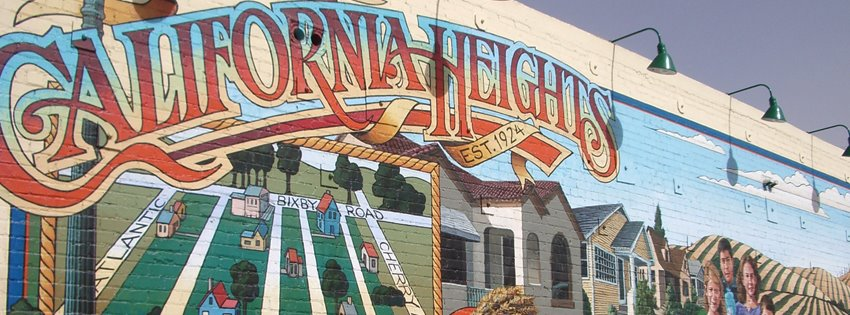 Neighborhood spotlight 5 historic districts that make for California mural